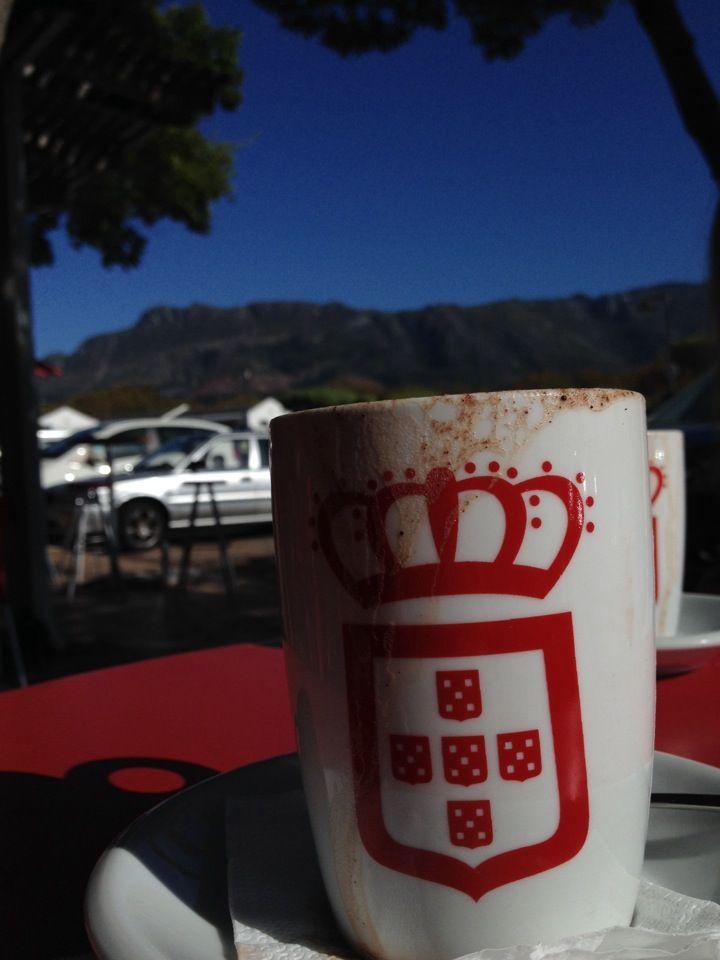 Vida E Caffè in Constantia, Western Cape Constantia- Hout Bay - Noordhoek and back. #vidacoffeerides