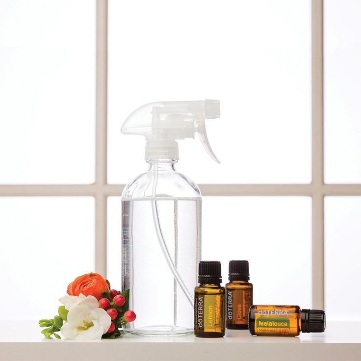 11 DIY recipes for cleaning with essential oils