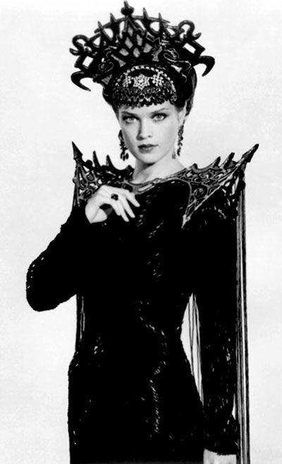 """Melody Anderson as Dale Arden in """"Flash Gordon"""" (1980)"""