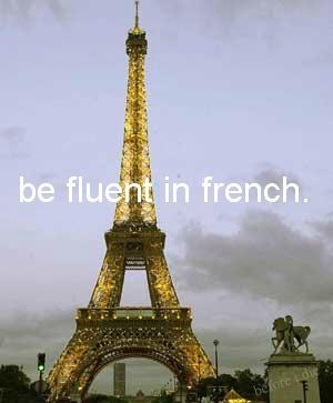 Restez calme et parlez francais ... Parlez-vous Français?