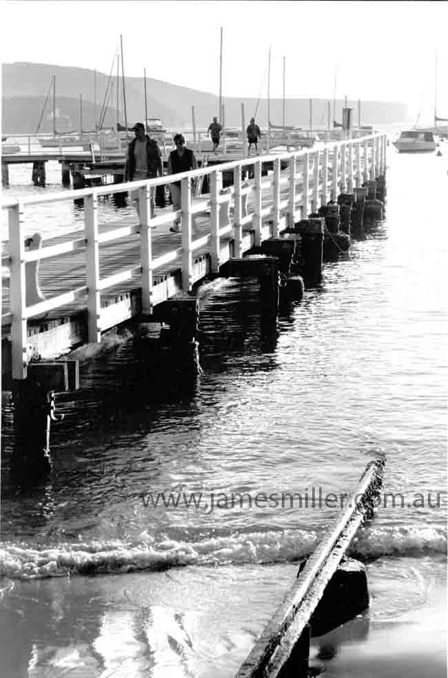 Balmoral Wharf #ilovesydney