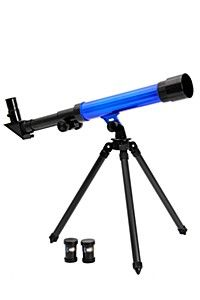 TELESCOPE ON A STAND