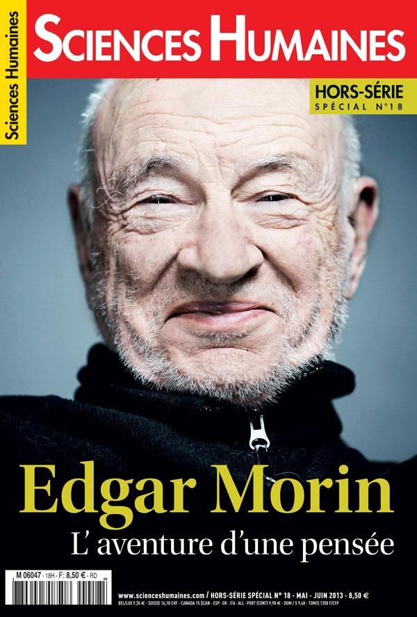 http://www.scienceshumaines.com/edgar-morin-l-aventure-d-une-pensee_fr_497.htm  En kiosque (ou à commander sur le site), un HORS-SERIE exceptionnel sur la pensée d'Edgar Morin, sa philosohie, sa sociologie, sa politique, sa façon de voir la vie... Bonne lecture à tous !
