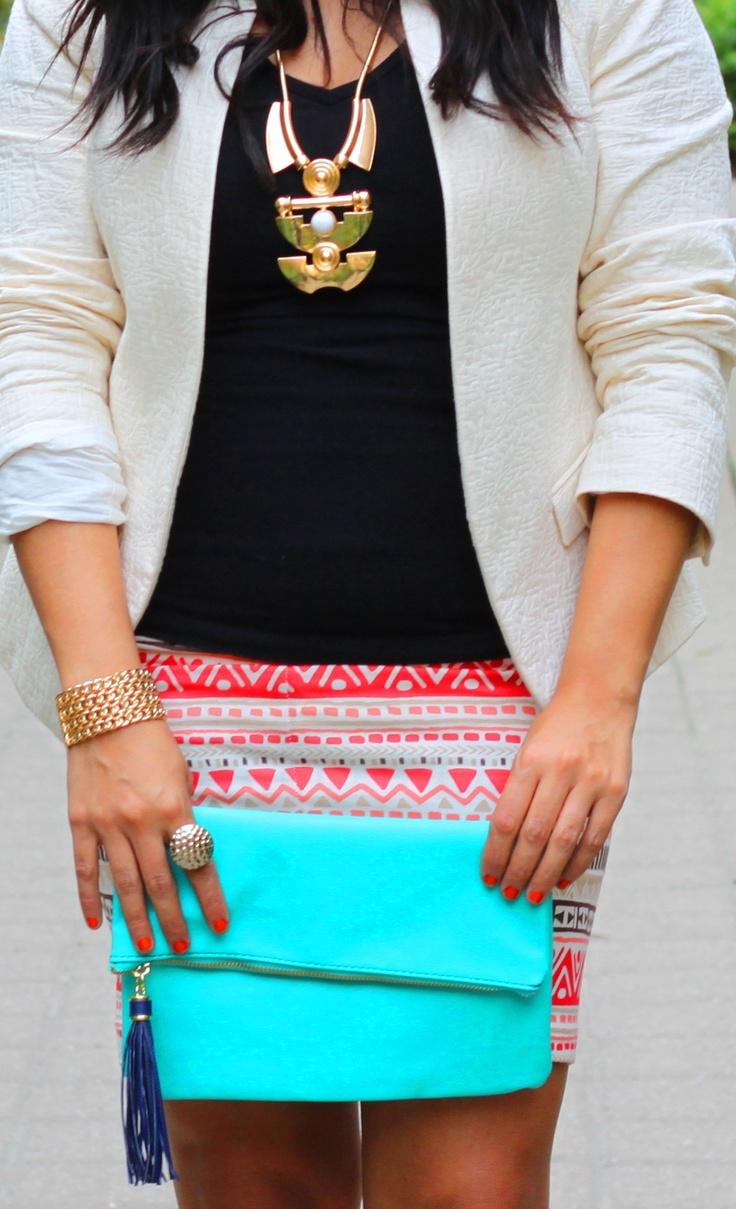 $10.00 tribal skirt
