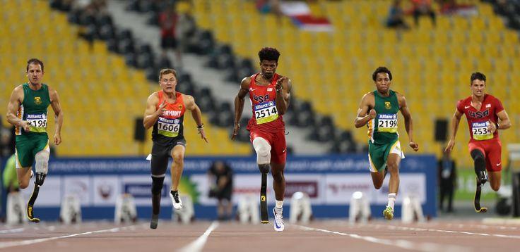 Suivez les jeux paralympiques de Rio 2016 en direct