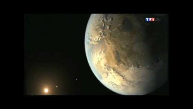 Kepler 186F - Nouvelle Terre (exoplanète)
