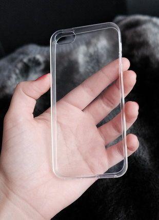 Kupuj mé předměty na #vinted http://www.vinted.cz/doplnky/doplnky-k-elektronice/14470812-silikonovy-pruhledny-obalkryt-na-iphone-5-5s-5se