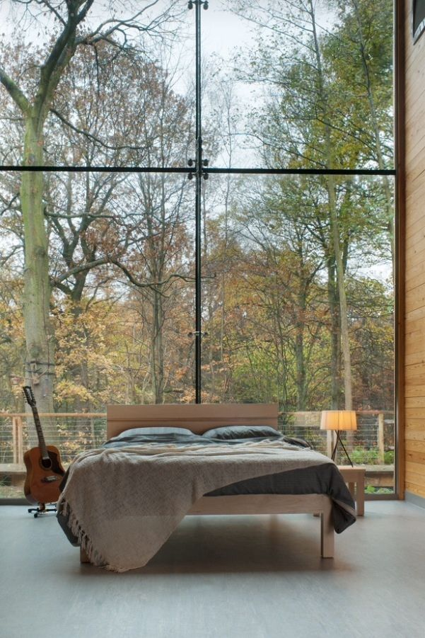 robert-dcosta: Garden Bedroom by Natural Bed Company || Robert D'Costa ||