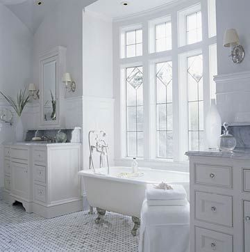 17 best images about bay windows on pinterest bay window for Bay window bathroom ideas