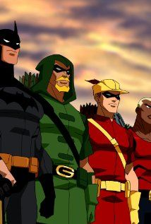 Young Justice: One of the Better Cartoons on the Cartoon Network.