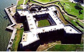 castello di san marco st augustine | Castello di San Marco (St. Augustine)
