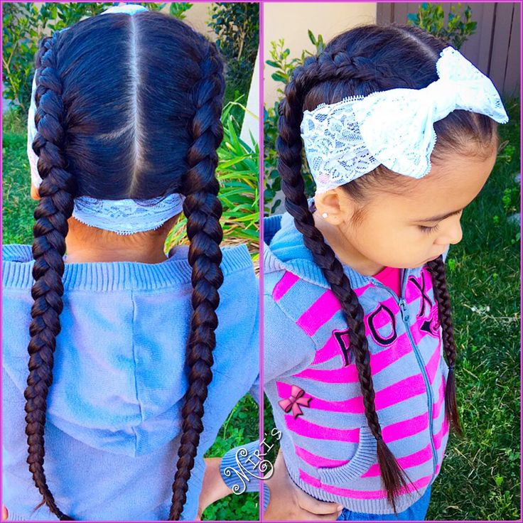 Remarkable 1000 Ideas About Children Hairstyles On Pinterest Cornrow Hairstyles For Women Draintrainus