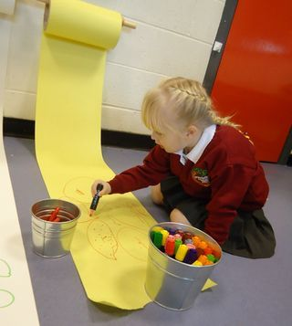 mark making ideas #abcdoes #eyfs