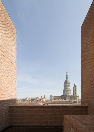 Castello Novara | Edifici Pubblici | Opere | Zermani Associati Studio di Architettura