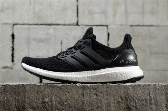 e6005ee6626c5 Adidas Ultra Boost 4.0  Core Black  BB6166