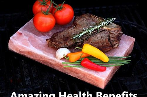 Amazing Health Benefits Of Cooking On A Himalayan Salt Block