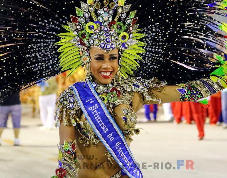 On connait dorénavant la cour du carnaval de Rio 2017 ! | Carnaval de Rio