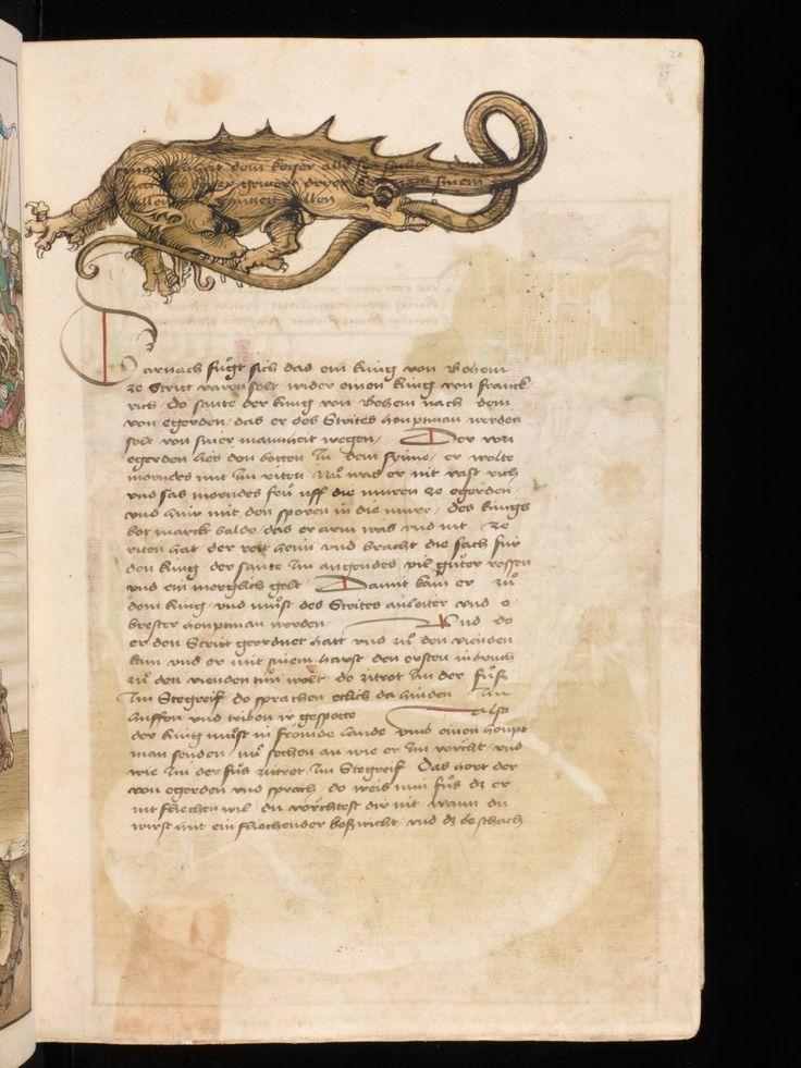 Bern, Burgerbibliothek / Mss.h.h.I.16 – Diebold Schilling, Spiezer Chronik / p. 77