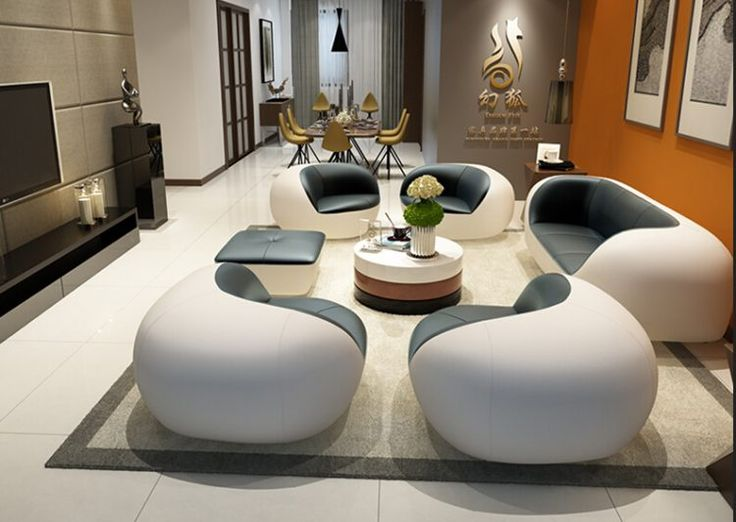 unique leather sofa and chairs