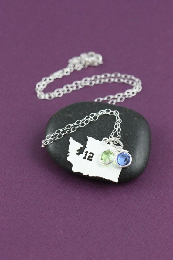 Hey, I found this really awesome Etsy listing at https://www.etsy.com/listing/219322355/sale-seahawks-necklace-washington