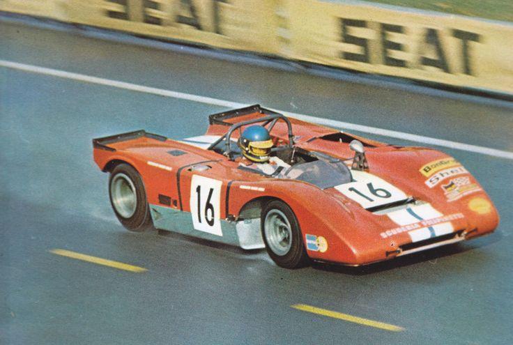 Ronnie Peterson / Jo Bonnier (Lola T212 FVC Scuderia