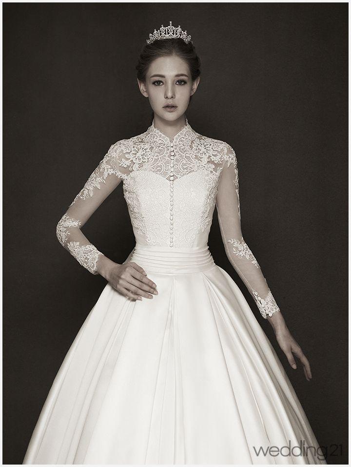 [웨딩드레스] 내 소중한 신부를 위한 신작 드레스 컬렉션...몽유애 < 웨딩뉴스 < 웨딩검색 웨프