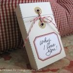 make a box... for gifts, cards, love notes <3Gift Boxes, Business Cards, Mothers Day, Gift Ideas, Messages Boxes, Boxes Tutorials, Free Printables, Crafts, Boxes Templates