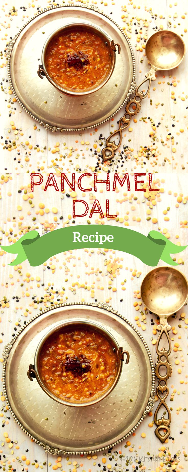 Panchmel Dal Recipe for Panchmeal Dal, even though made from the usual dals that we make at home, this dal has unique taste.  An ideal option for a change.
