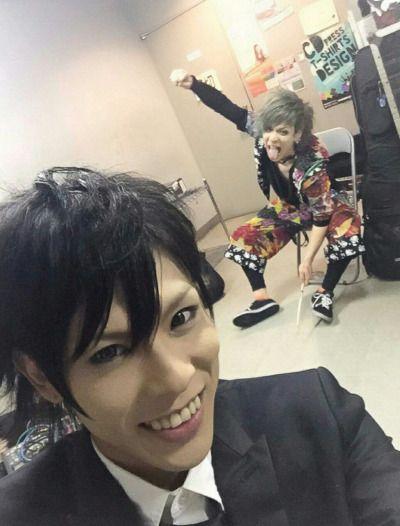 Toraichi and syuma