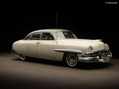 Lincoln Cosmopolitan Sport Sedan 1950