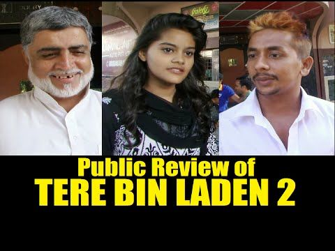 WATCH Public Review of TERE BIN LADEN 2 | Manish Paul.  See the full video at : https://youtu.be/0vrKTcHPg6k #terebinladen2