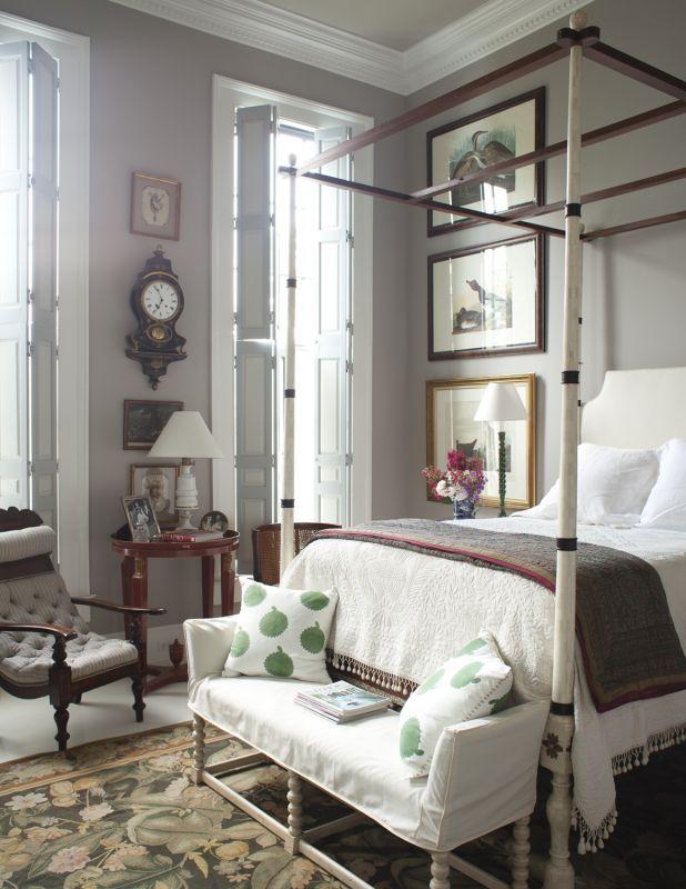 Furlow Gatewood guest bedroom ~  photo: Max Kim-Bee