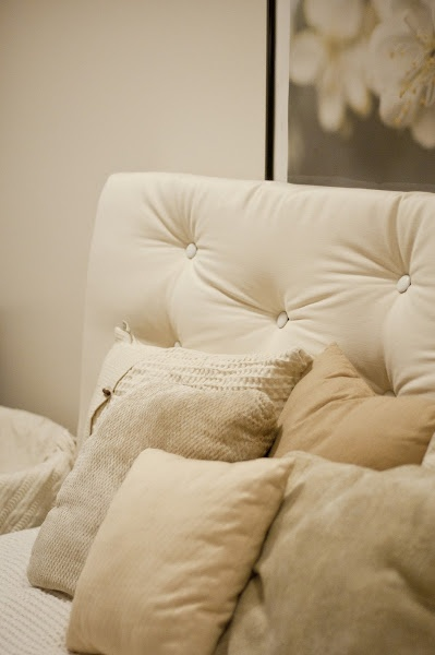 Tufted Headboard Tutorial perferct for the parentals...