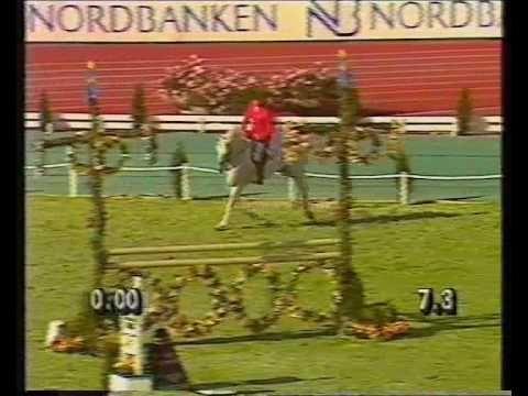 John Whitaker & Milton - 1990 WEG Qualifier Stockholm Sweden