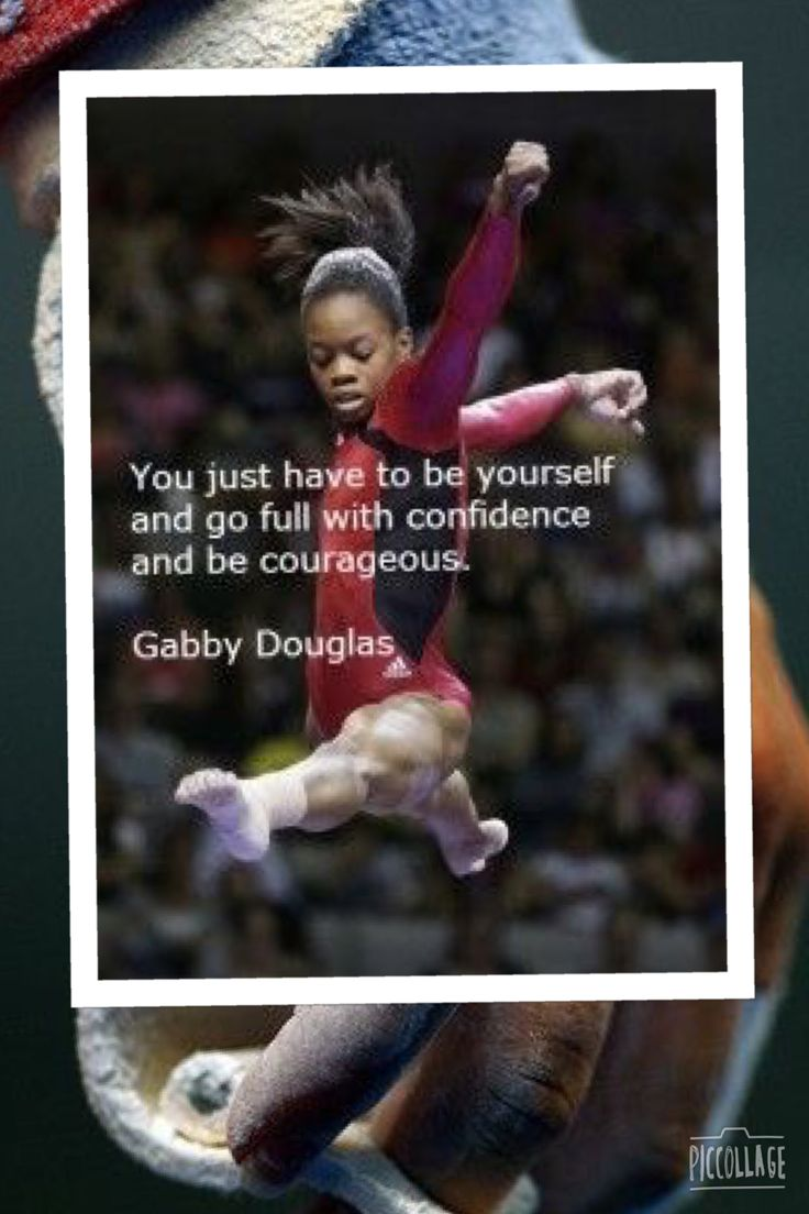 Gymnastics rocks.It make you confident and it's awesome