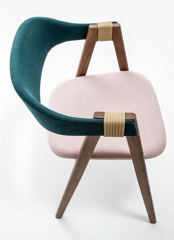 Top 10: Devil is in the detail | Mathilda chair, Patricia Urquiola, Moroso, 2013 |