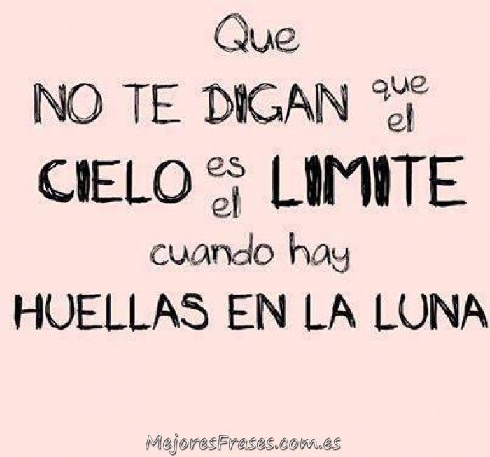 No hay Límites.