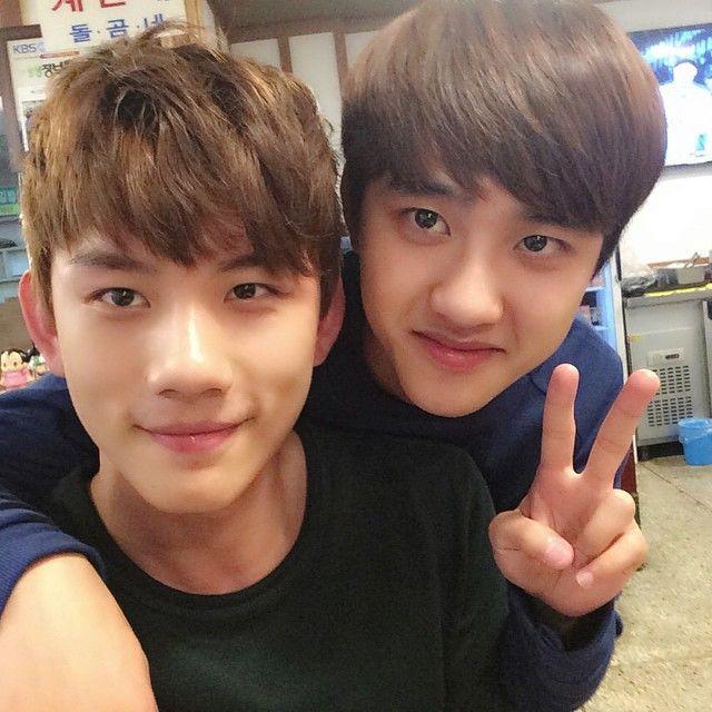 Do Seung-soo and Do Kyung-soo