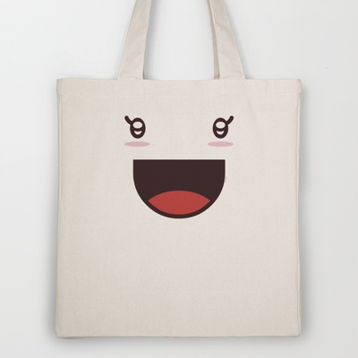 In Love ❤ Tote Bag by playMoji ® - $18.00