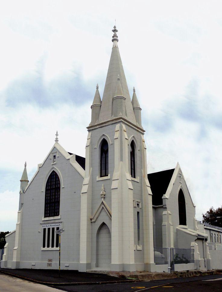 Gebou van die NG gemeente Rondebosch, Kaapland