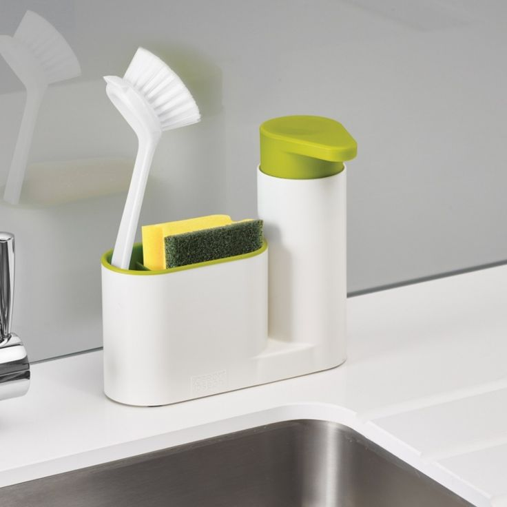 Joseph & Joseph® Sink Tidy Set - $45 - Brand New -  Free Shipping   Organise the kitchen in style!  #getorganised #tidyup #kitchenpride