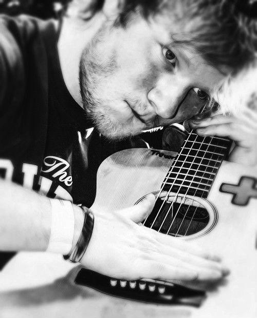 Ed sheeran - obsessed!