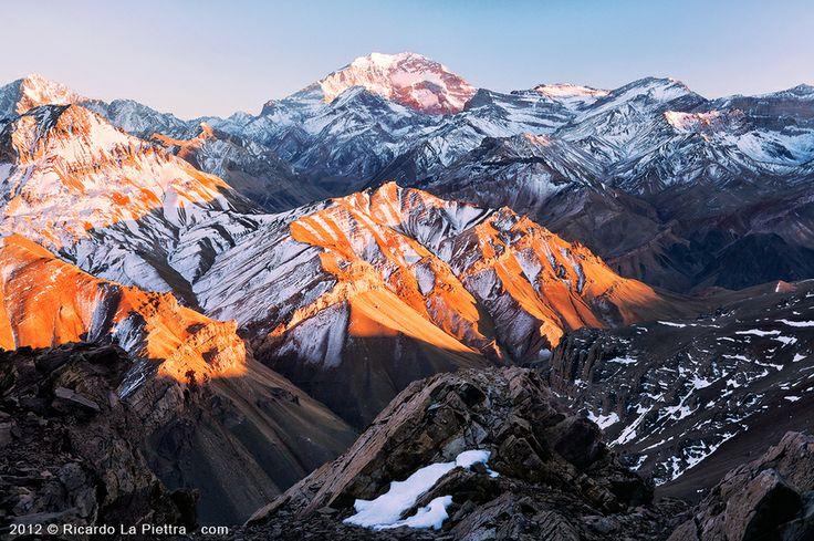 "500px / Photo ""Andes"" by Ricardo La Piettra www.ricardolapiettra.com"