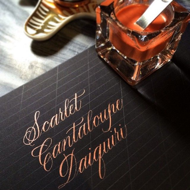 17 Best Images About Calligraphy On Pinterest Gum Arabic