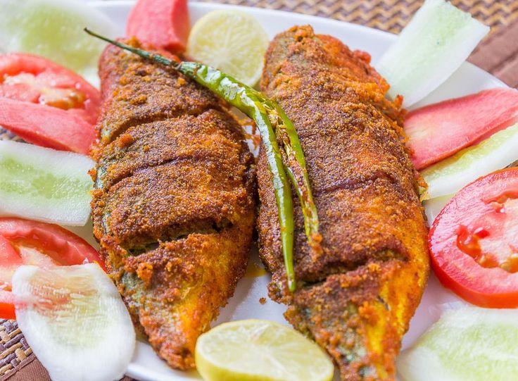Stuffed Bangda Fry