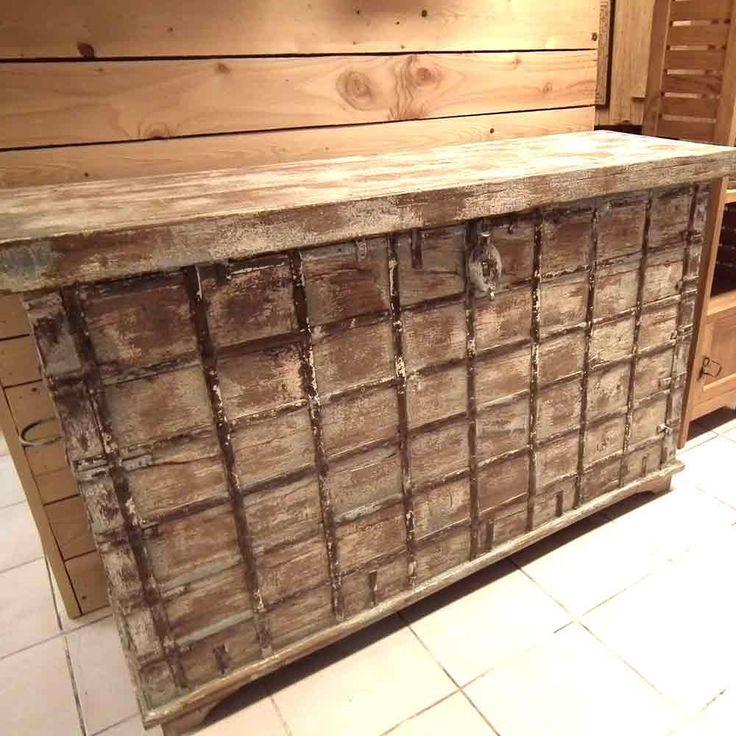 1000 id es sur le th me vieux coffre sur pinterest commode malles anciennes et vieux troncs. Black Bedroom Furniture Sets. Home Design Ideas