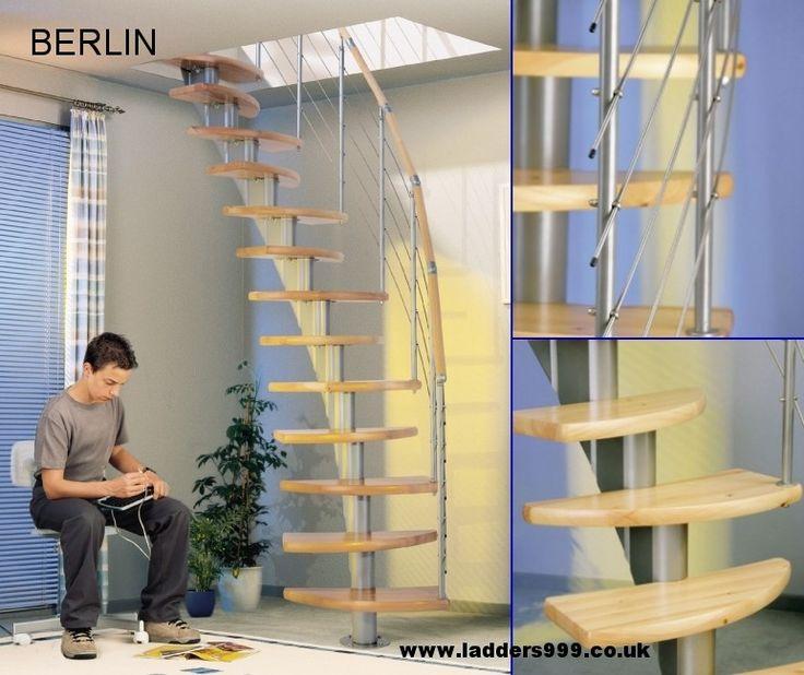 Berlin Flexible Spacesaver Stair