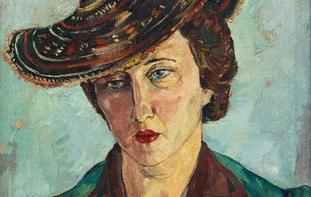 Irma Stern portrait of a friend and benefactor nets R4.5-million at auction - Times LIVE