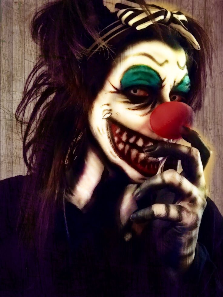 25+ best ideas about Clown makeup on Pinterest | Mime ...