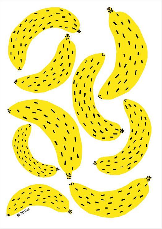 That's Bananas, Print - Babasouk